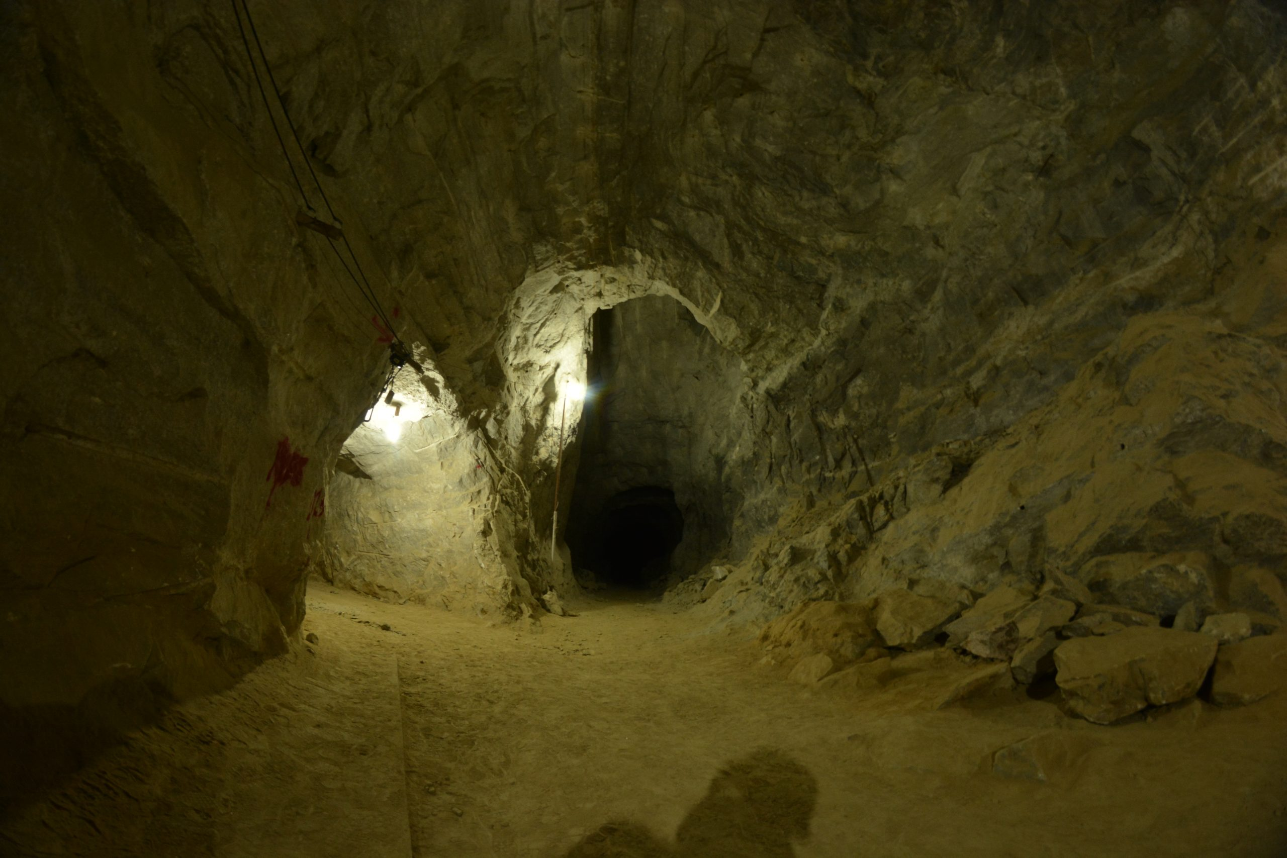 Antiga Mina de Scheelita (Mina da Malhada Limpa)